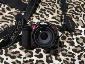 Câmera Digital Nikon Coolpix P510