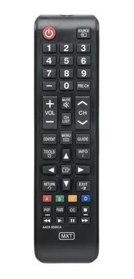 Controle Remoto Para Tv Lcd, Led E Plasma