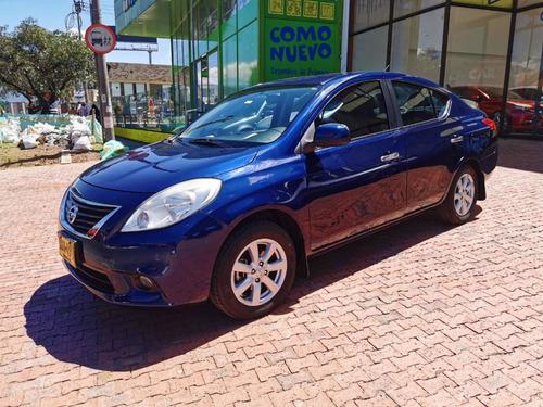 Nissan Versa 2013 1.6 Advance