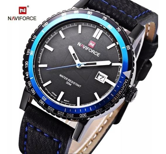 Relógio Naviforce Quartz + Relógio Soutb + Promoção