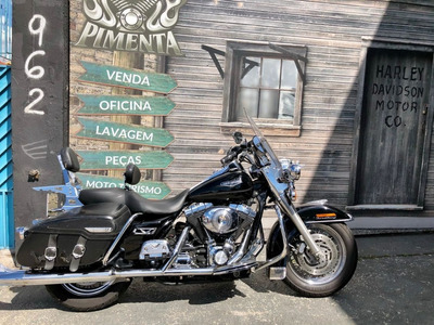 Harley-davidson Road King Classic Ano 2004