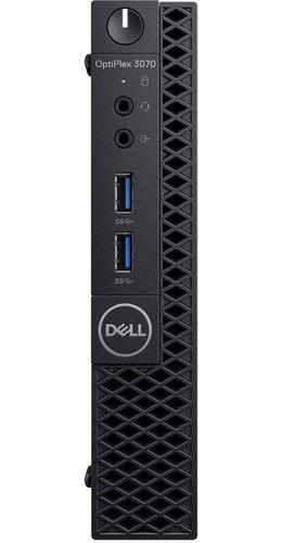 Dell Optiplex 3070 Intel Core I3 8gb Ssd120gb W10 Monitor