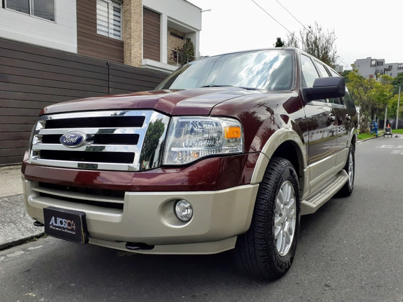 Ford Expedition Eddie Bauer 4x4 7pasajeros 2010