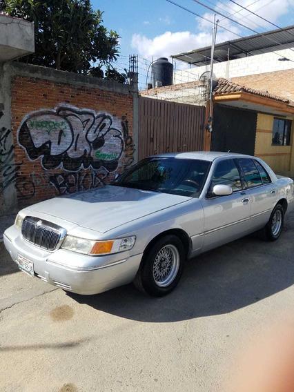 Ford Grand Marquis 4.6 Premium Piel Mt 2001