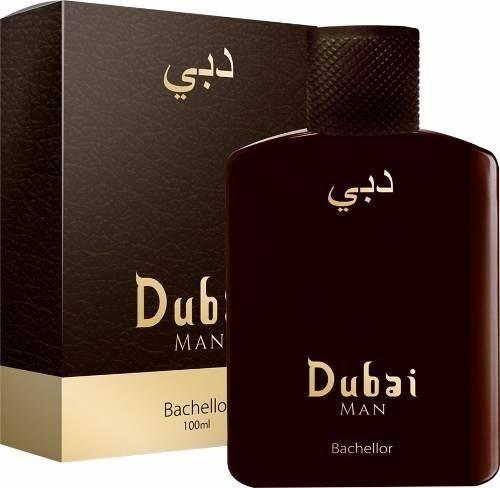 Perfume Masculino Dubai Man Bachellor 100ml