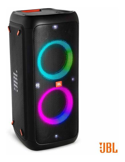 Caixa De Som Jbl Partybox 300, Preta Bluetooth,