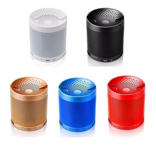 Imagem 1 de 5 de Caixa De Som Multifuncional Wireless Speaker Bluetooth Q3