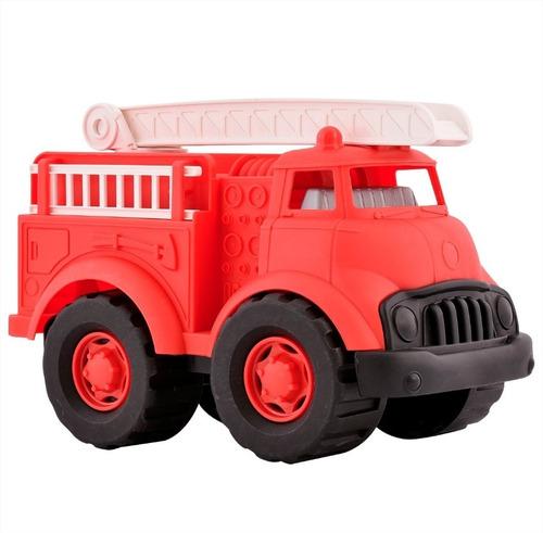 Camion De Bombero Dolce Bambino Fire Truck Original Ditoys