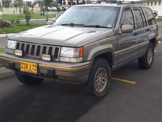Jeep Grand Cherokee Limited 1996