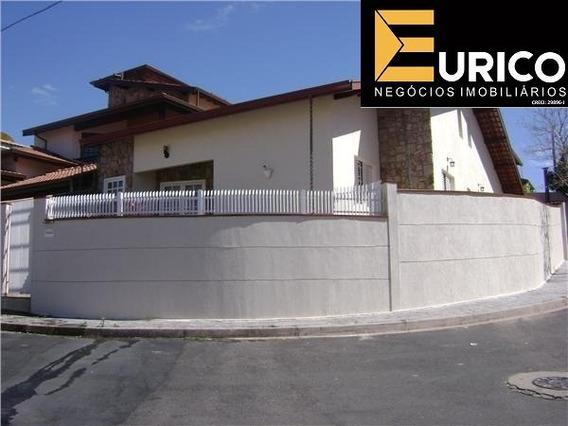 Casa Para Venda No Residencial Joana Em Vinhedo / Sp. Aceita Permuta Com Imóvel Em Vinhedo - Ca02220 - 67662933
