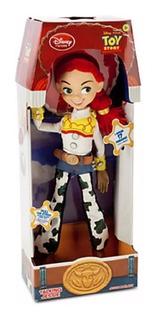 Disney Store Toy Story Talking Jessie 38cm Original