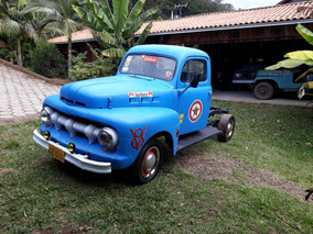Ford F1 1951 F100 1955 1956 Fordinho 1929 Phaeton Pickup F1