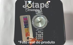 Relógio Feminino Skmei Modelo Clássico (à Prova D