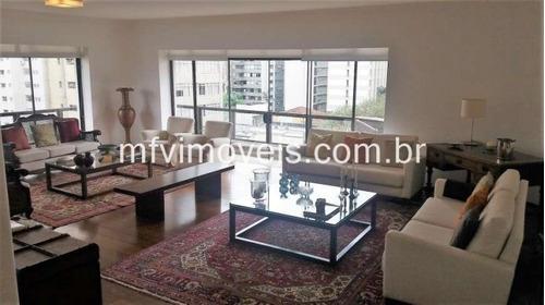 Imagem 1 de 15 de Apartamento 3 Quartos À Venda Na Alameda Casa Branca - Jardim Paulista - Apa3328