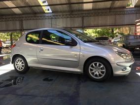 Peugeot 206 3pts 1.6 16v X-design