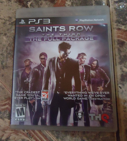 Saints Row The Third - Playstation 3