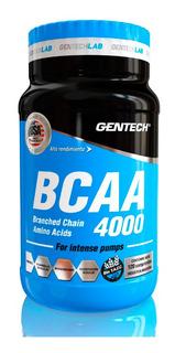 Bcaa 4000 Gentech X 120 Tabletas Aminoacidos