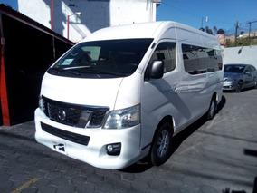 Nissan Urvan 2.5 15 Pas Mt 2015