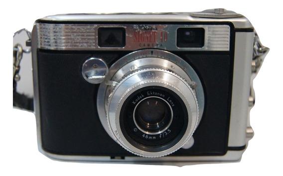 Câmera Analógica Kodak Signet 40