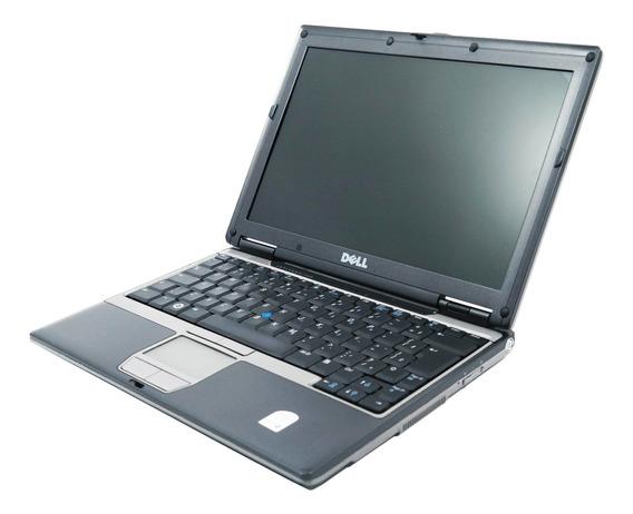 Notebook Barato Dell Latitude D420 Intel 1.2 Hd 60 2gb Usado