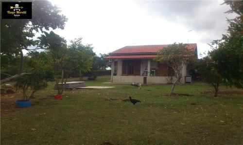 Chácara Com 2 Dormitórios À Venda, 20.000 M² Por R$ 370.000  Anísio De Moraes  - Boituva/sp - Ch00060 - 33367554