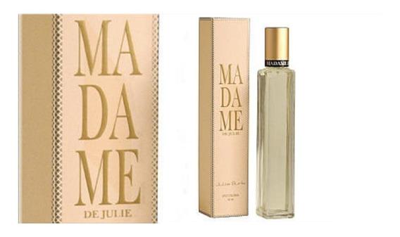 Deo Colônia Madame De Julie - 50ml - Julie Burk
