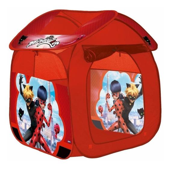 Barraca Cabana Casa Infantil Portátil Ladybug