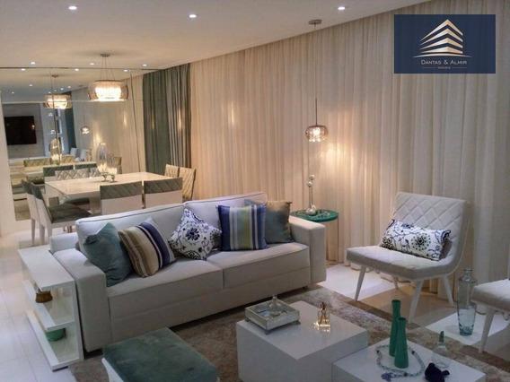 Apartamento No Condomínio Supera Guarulhos 128m², 3 Suítes, 3 Vagas, Aceita Permuta Suprema. - Ap0430