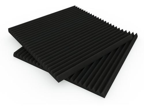 Pack X 5 U Panel Acústico Acuflex Alpine 50x50x3 Cm