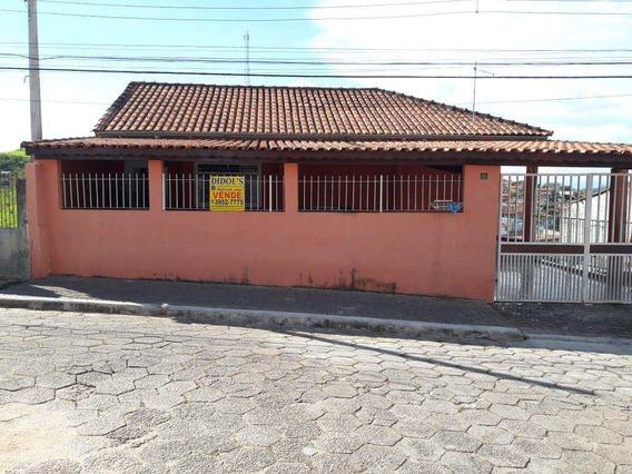 Casa Com 3 Dorms, Jardim Maria Carolina, Santa Branca - R$ 300 Mil, Cod: 8495 - V8495