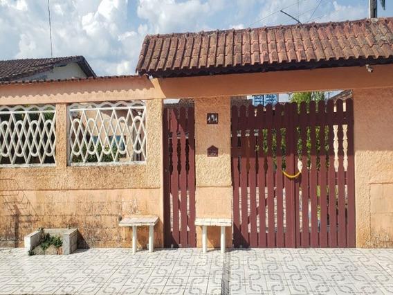 Casa Em Mongaguá - 4061 - 67632192