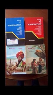Libro Matemáticas De Hoffman Para 4to Y 5to Año, Baldor