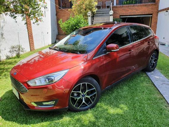 Ford Focus Iii 2017 Motor 2.0 De 170 Hp. Titanium. At.