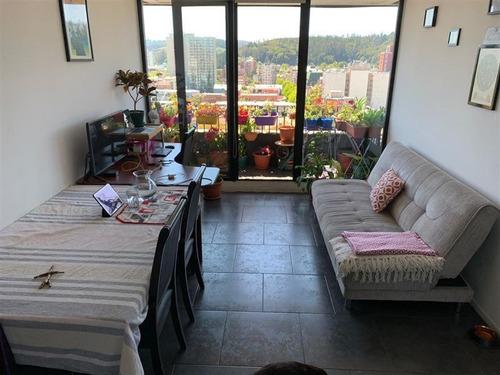 Departamento En Venta De 2 Dorm. En Concepción