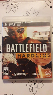 Battlefield Hardline Fisico Original Ps3