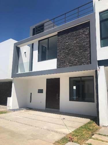 Hermosa Residencia En Solares En Pre-venta Con Roof- Garden