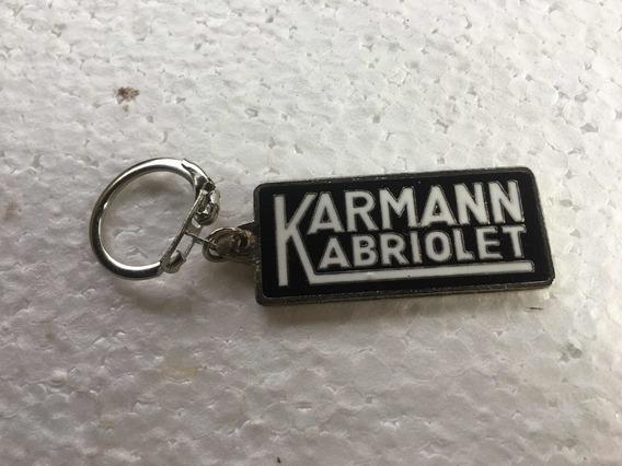 Llavero Karmann Kabriolet Volkswagen Escarabajo Ghia