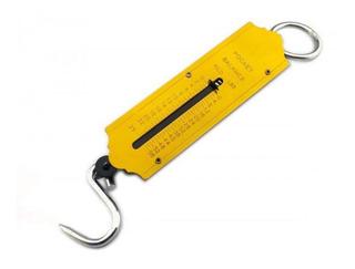 Balança De Peixe Romana 25 Kilos B-77 Manual De Aço