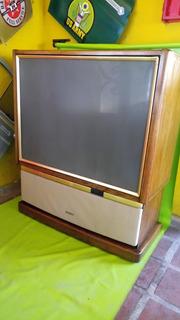 Televisor O Proyector Clasico Toshiba Años 90´s