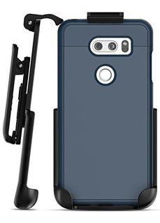 Encerrado LG V30 Caso En Caja Slimshield Edition Empuñadura