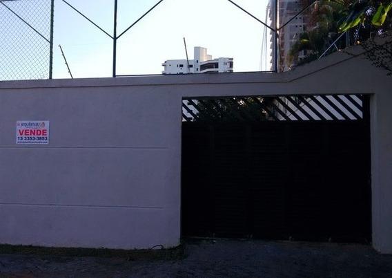Terreno A Venda No Bairro Jardim Virgínia Em Guarujá - Sp. - Gjate3015-1