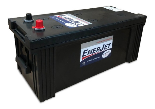 Bateria 12v 260amp Enerjet Libre Mantenimento  Nuevas Brasil