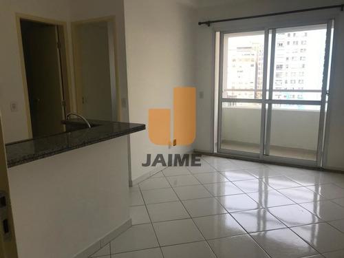 Apartamento Para Locação No Bairro Higienópolis Em São Paulo - Cod: Ja13368 - Ja13368