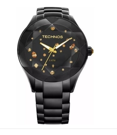 Relógio Technos Feminino Elegance Crystal