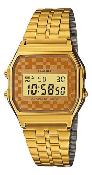 Relógio Casio Unissex Vintage A159wgea-9adf