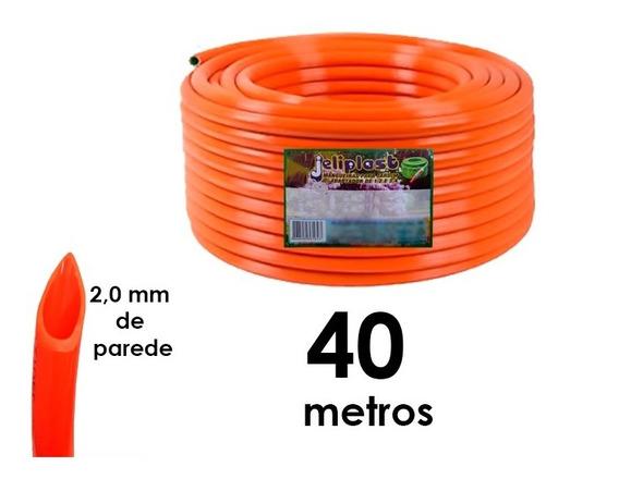 Mangueira De Jardim 1/2 2,00 Mm 40 Metros Promoção Atacado