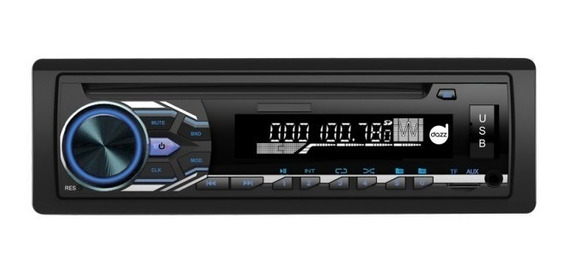 Cd Player Automotivo Dz-52441 Dazz 1 Pc