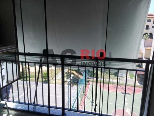 Apartamento-à Venda-jardim Sulacap-rio De Janeiro - Agv30987