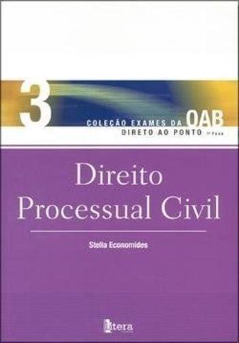 Direito Processual Civil: Coleção Exames Da Oab Direto Ao...