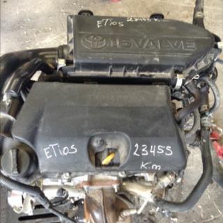 Motor Semiarmado Toyota Etios 2014 - 2266000